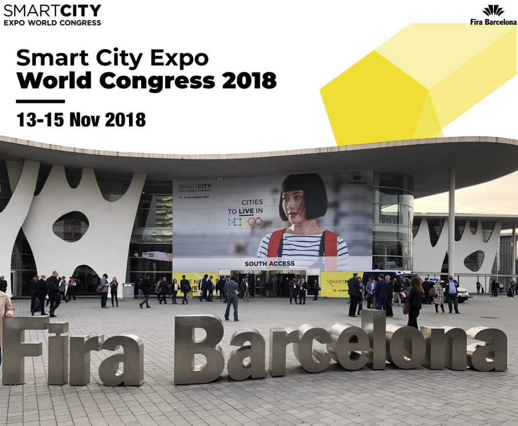 Smart City Expo World Congress 2018 Barcelona