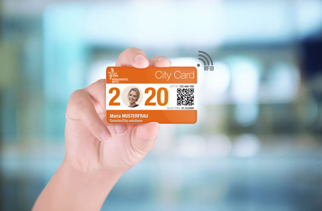 SmarterCity.solutions City Card