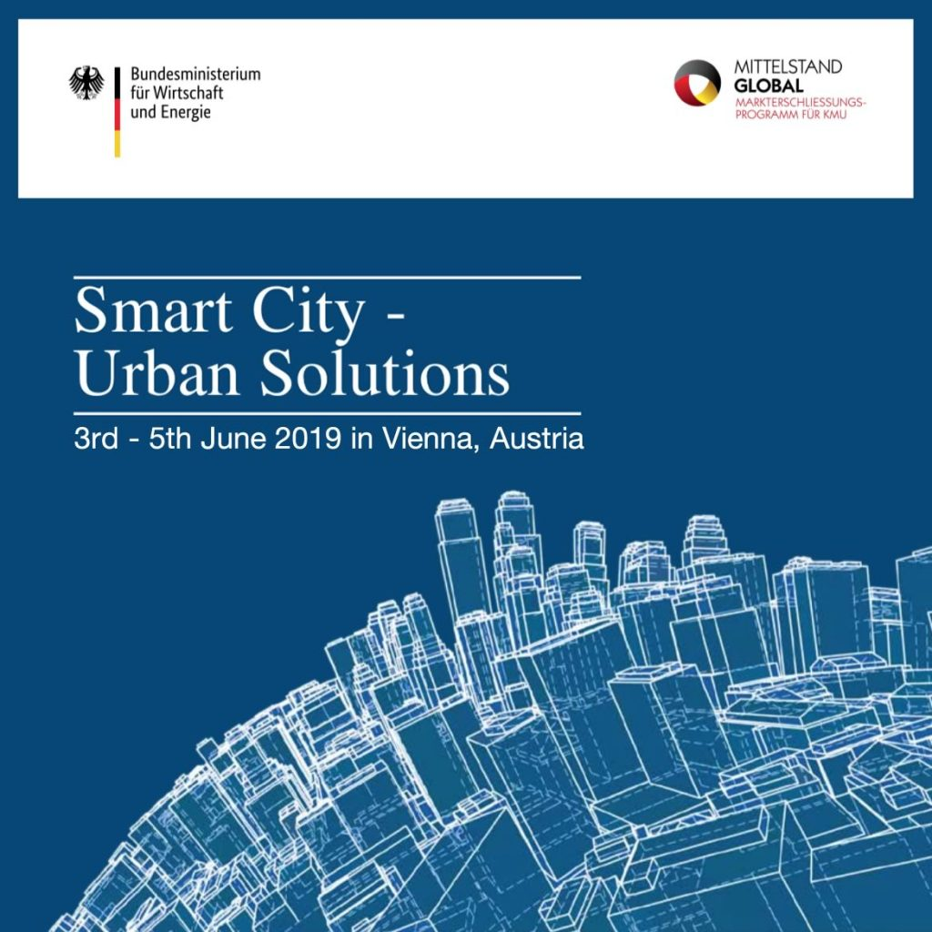 Smart City – Urban Solution Vienna 2019